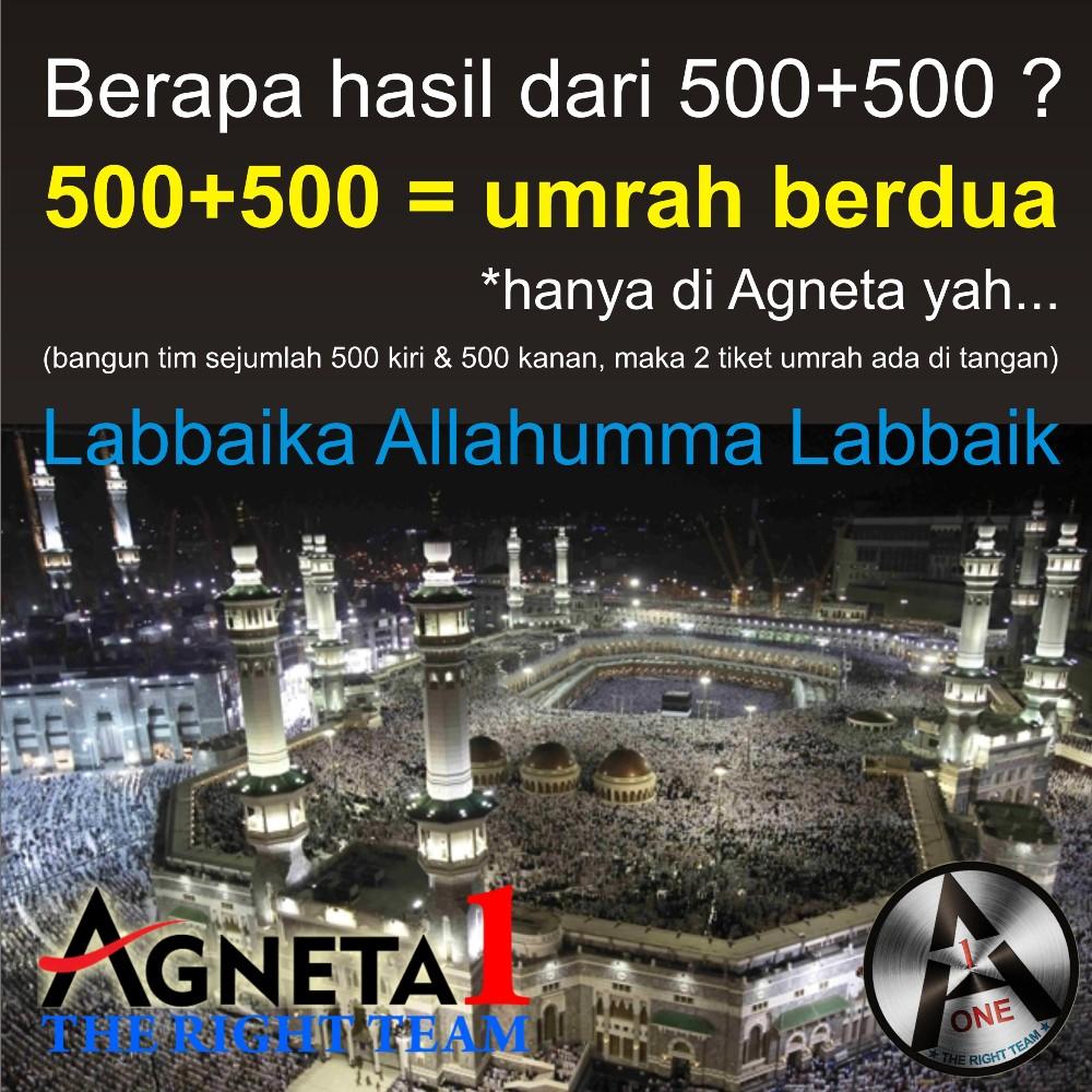 Reward Umrah Agneta
