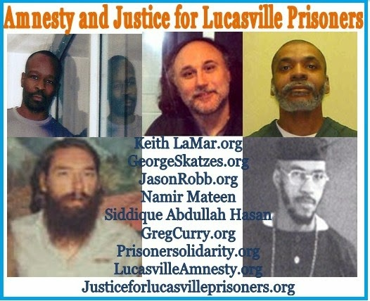 Justice for Lucasville Prisoners!