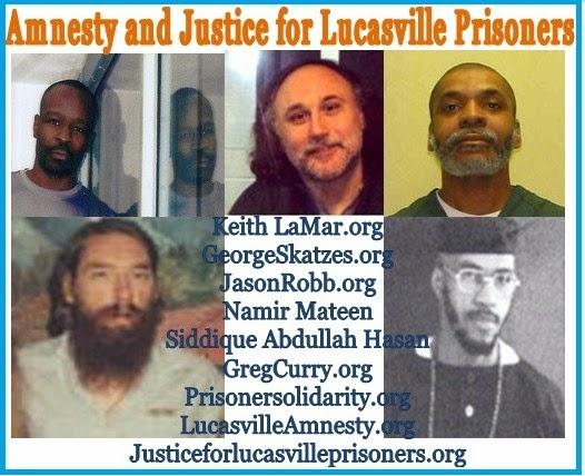 Justice for Lucasville Prisoners!