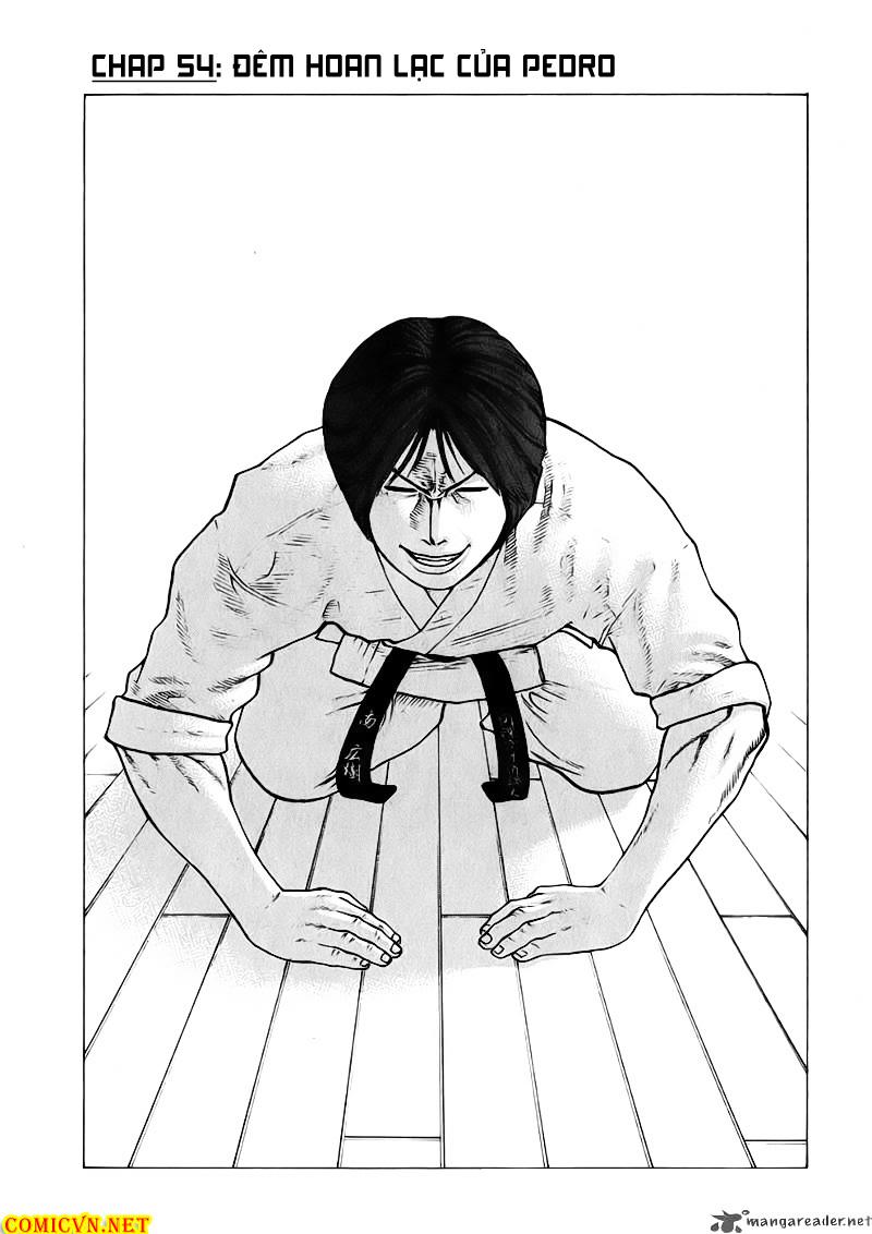 Karate Shoukoushi Kohinata Minoru chap 54 Trang 4