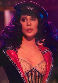 Cher in 'Burlesque'