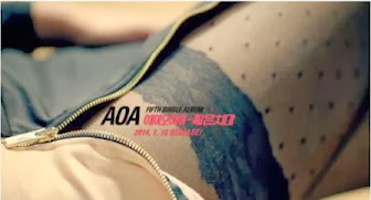 [Teaser] Miniskirt - AOA