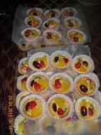 tart buah-buahan