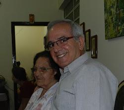 Aniversário de minha mãe - 93 anos