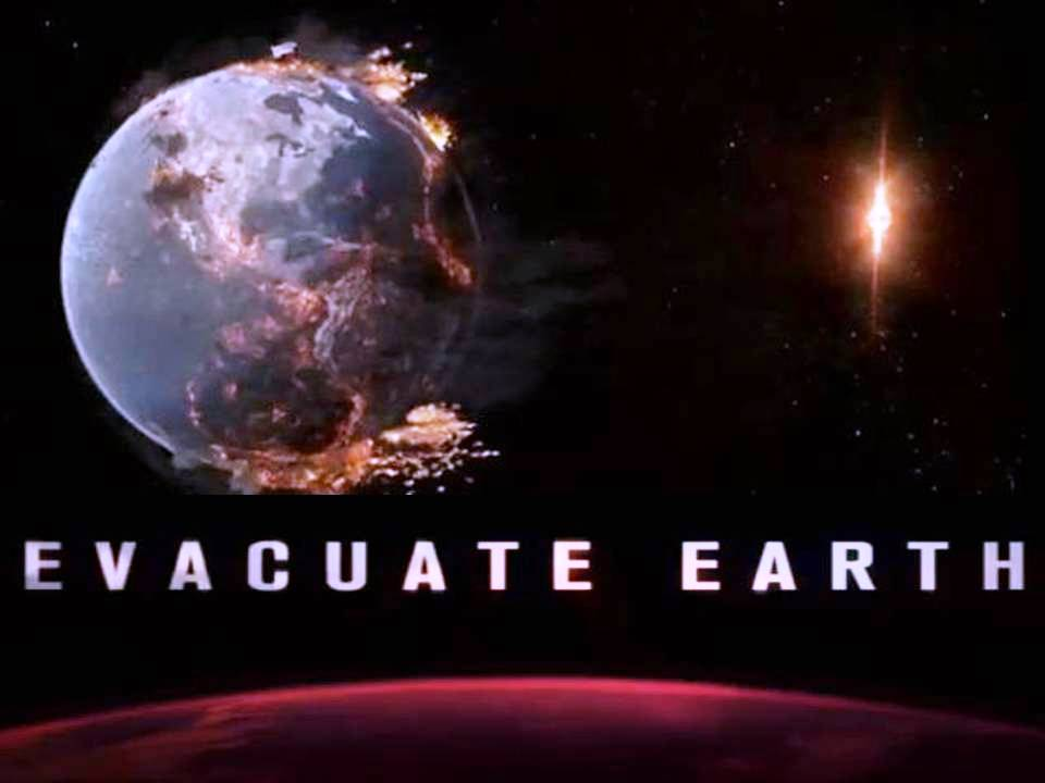 Neutron Star Collision With Earth 75 Years Evacuate Earth  National