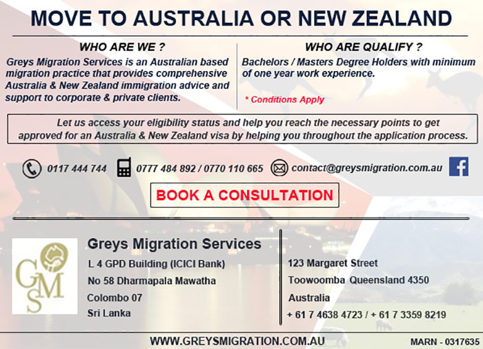 Greys Migration Services provides comprehensive Australian and New Zealand immigration advice and support to clients. Our advisers dealing with immigration matters are Australian Registered Migration Agents and New Zealand Immigration Advisers. They hold current registration with the Australian Migration Agents Registration Authority and the New Zealand Immigration Advisers Authority. Their conduct is regulated by formal Codes of Conduct in Australian and New Zealand.