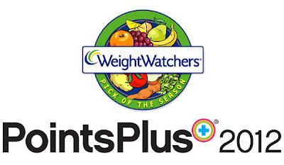 WeightWatchers Points Plus 2012
