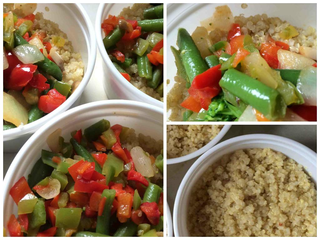 Propiedades de la quinoa y una idea para cocinarla