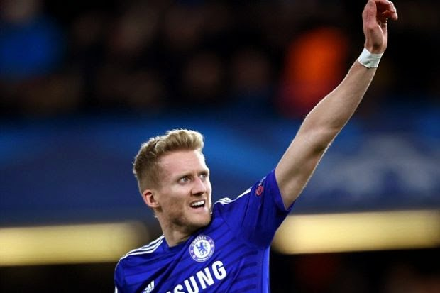 Chelsea Putuskan Untuk Jual Andre Schurrle, info sukan, berita, bola sepak, chelsea, Andre Schurrle