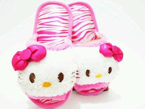 Sandal ORI hello kitty