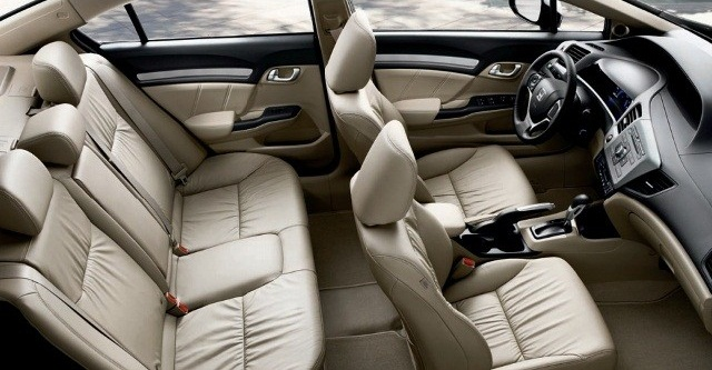 Cho thuê xe Honda Civic 2013