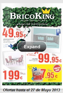 Bricoking catalogo de ofertas mayo 2013 for Piscinas bricoking
