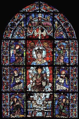 "Nossa Senhora ""de la Belle Verrière"", Chartres"