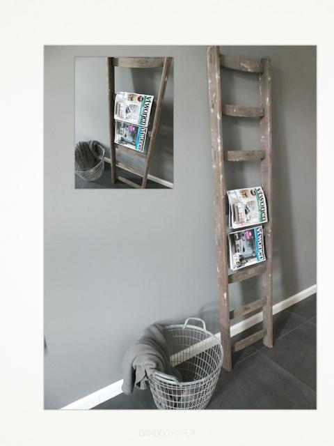 De trend decoratie ladders voor je interieur studio molenaar - Studio decoratie ...
