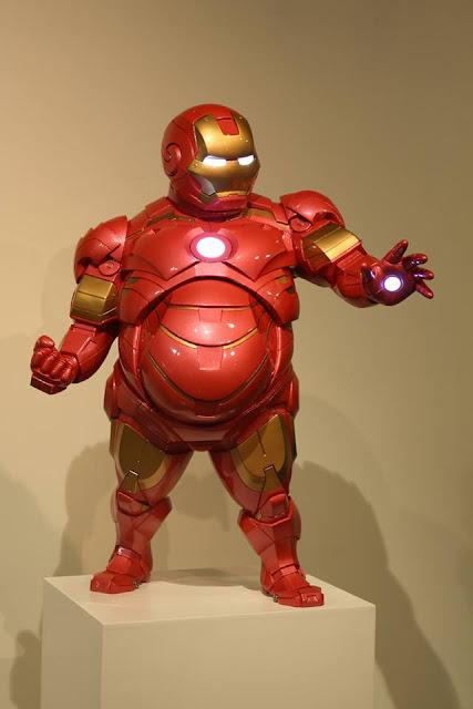 Fat Iron Man custom 1005865_10151956119023998_1509866097_n