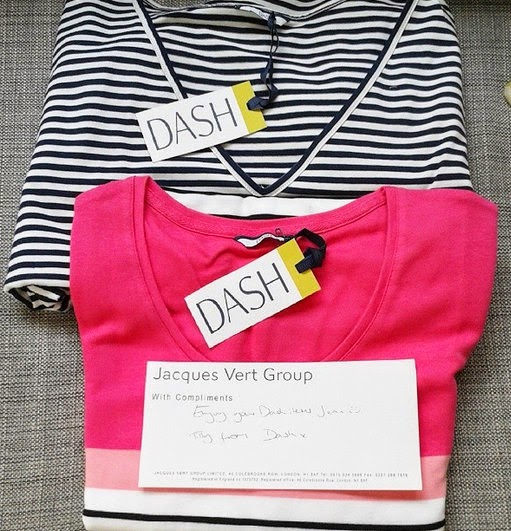 Dash clothing
