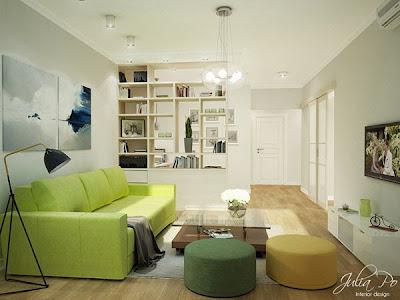Dekorasi Interior Rumah Minimalis Inspiratif
