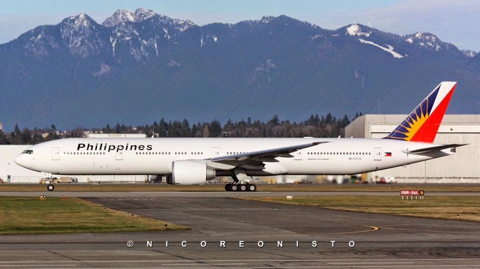 Philippine Airlines Continues 777 Service to Canada, Reverts to Airbus A340 for London