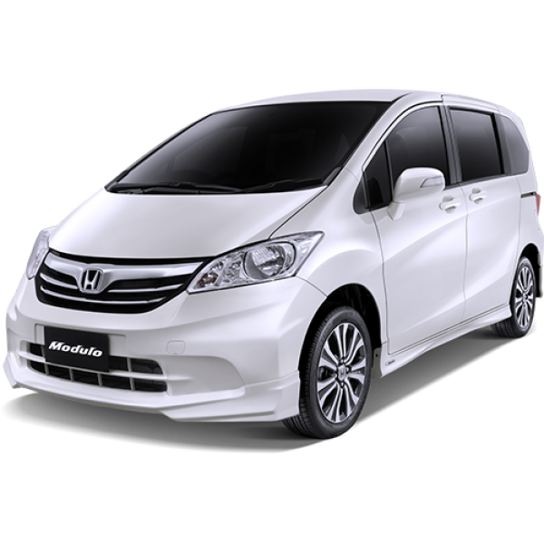Body Kit Honda Freed Modulo 2012-2014