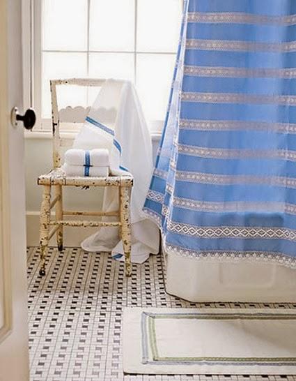 Decoracion Baño Azul:Decoracion Actual de moda: Baños en distintos tonos de Azul
