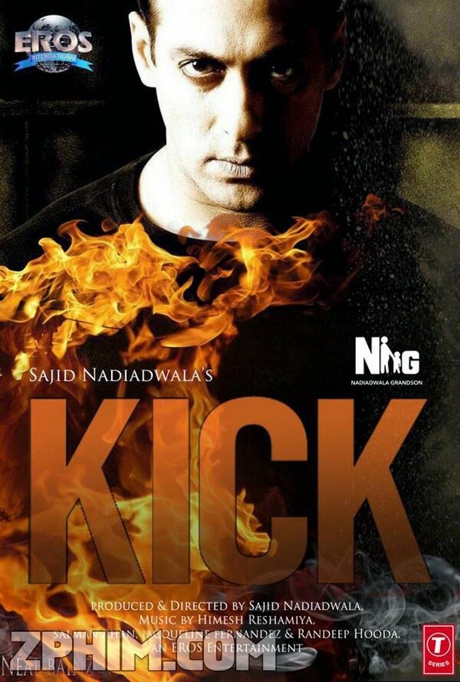 Cảnh Sát Siêu Hạng - Kick (2014) Poster