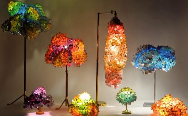 Idee decoration luminaires et lampes de chevet