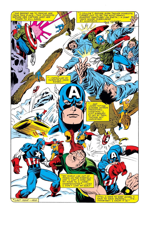 Captain America (1968) Issue #239 #154 - English 6