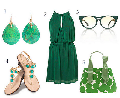 {Favorites} Green With Envy