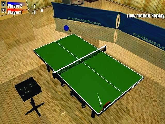 لعبة بينج بونج 3DRT Ping Pong