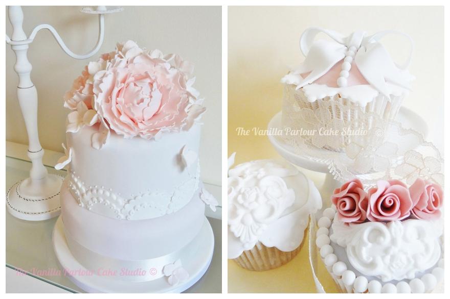 Luxury PrettyinPink Pastel Wedding Cakes - Pastel Pink Wedding Cake