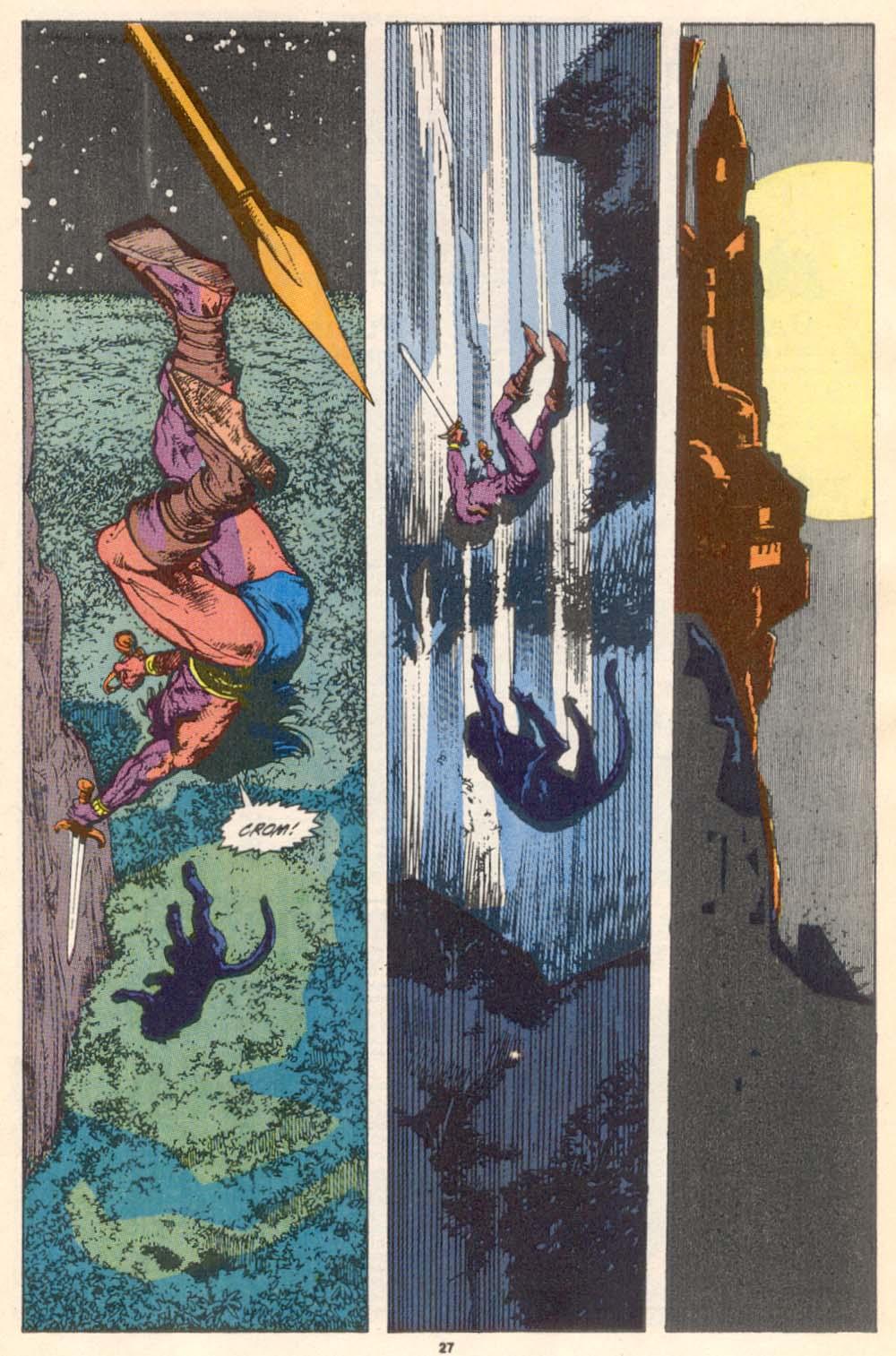 Conan the Barbarian (1970) Issue #226 #238 - English 21