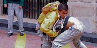 MÉXICO OCUPA EL PRIMER LUGAR EN BULLYING