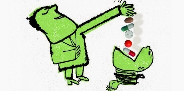 Bamba Trévo: ATTENTION ! MENACE DES MÉDICAMENTS