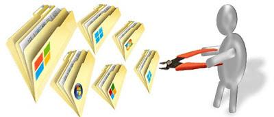 folder view size