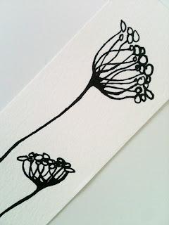 Flower Drawing - Meadow Flowers