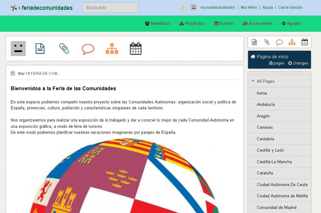 https://feriadecomunidades.wikispaces.com/