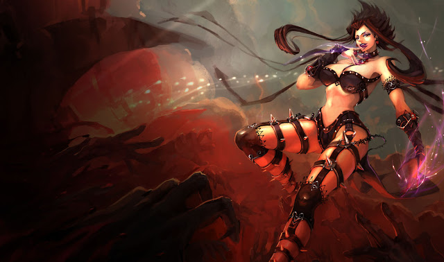 league of legends riot games online mmo
