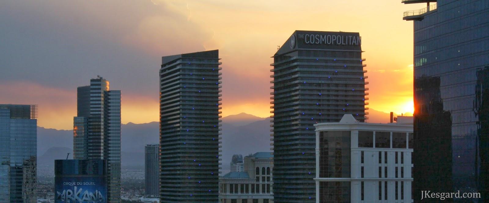 The Cosmopolitan and City Center