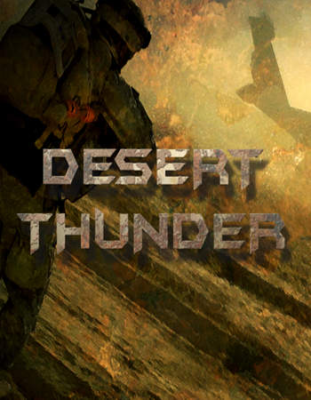 Desert Thunder: Strike Force PC Full