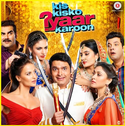Kis Kisko Pyaar Karoon - All Songs Lyrics & Videos