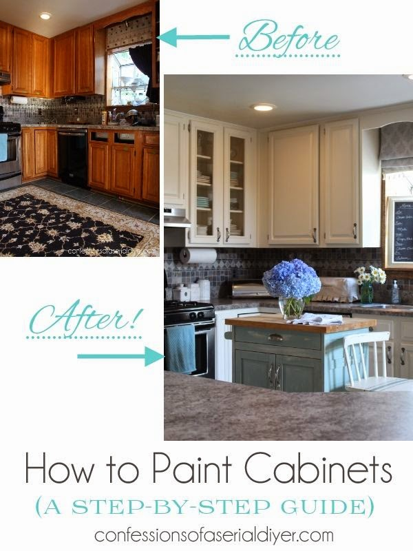 http://www.confessionsofaserialdiyer.com/how-to-paint-kitchen-cabinets-a-step-by-step-guide/