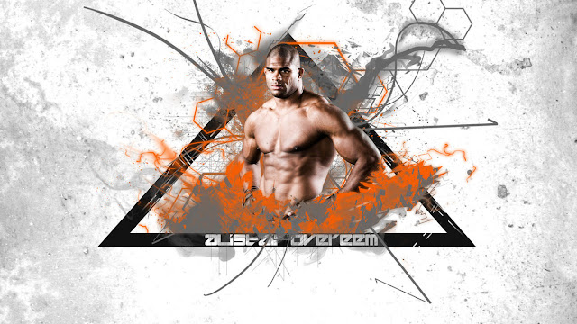 k-1 dream strikeforce ufc mma alistair overeem wallpaper picture image
