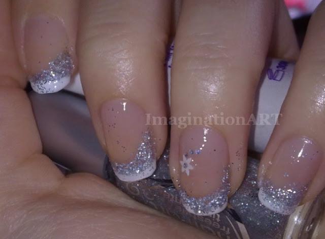 nail_art_french_sparkle_glitter