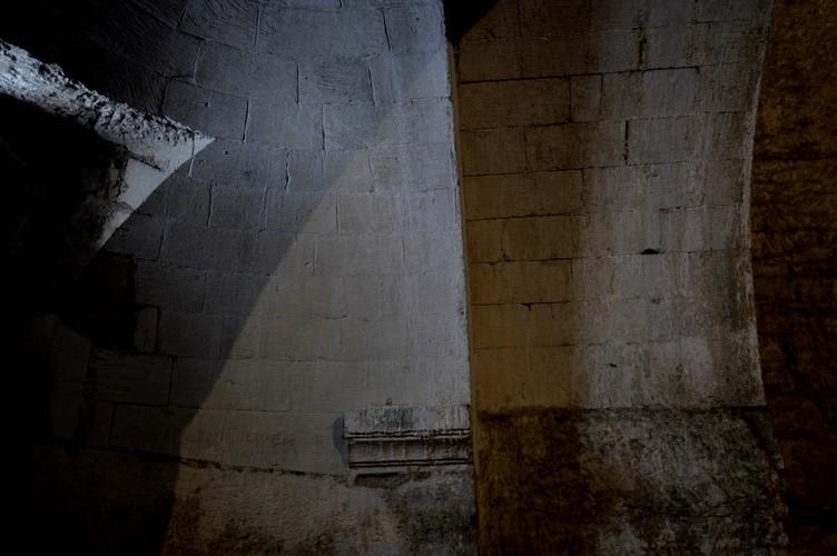 3 La crypte - Montmajour