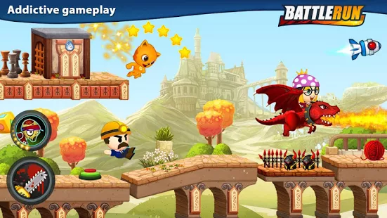 Battle Run v2.7.1 Apk + Data