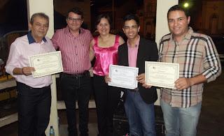 Diário do Curimataú, Click Picuí e Creative TV recebem votos de aplauso em grande estilo