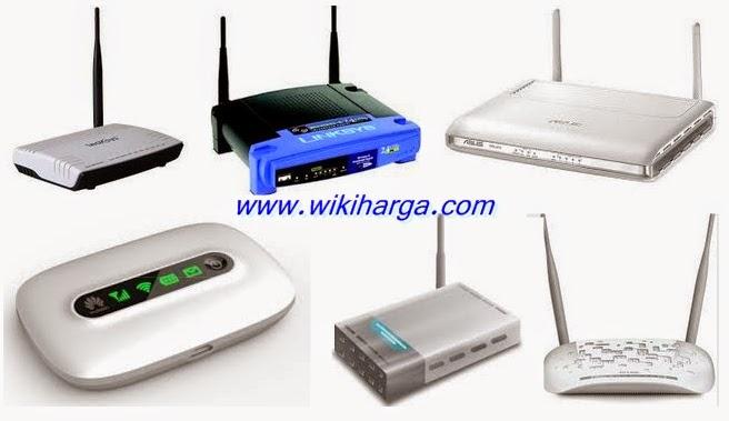 daftar harga wifi terbaru