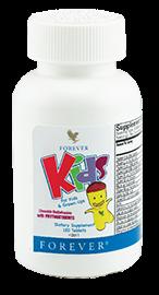 Forever Kids bổ sung vitamin khoáng chất cho trẻ em Mã số: 354