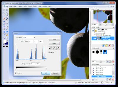 Stampa della videata del software PixBuilder studio 2.0