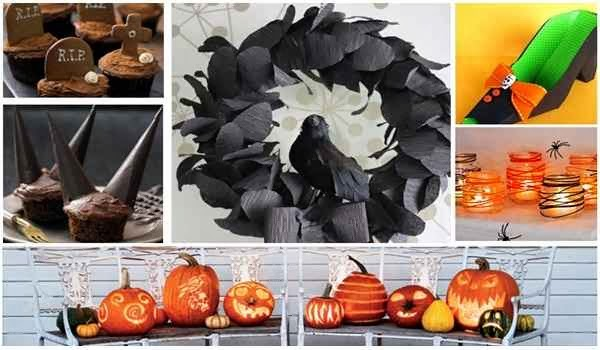 Halloween cupcake and decoration ideas for your home
